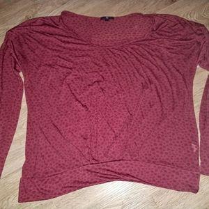 Gap long sleeve top Sz. XL